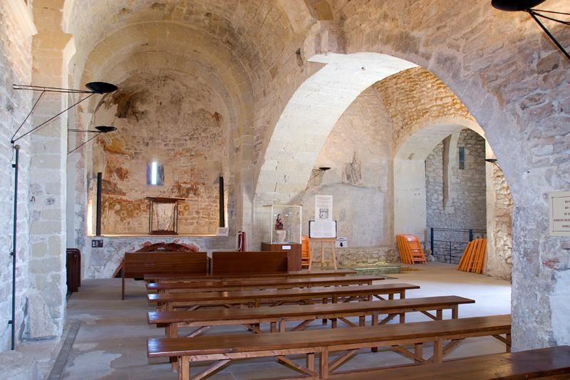 El castell de la santa creu de calafell turisme for Portal del interior