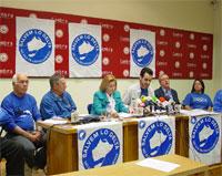 La Plataforma ha convocat una manifestació a Amposta el 18 de maig pròxim