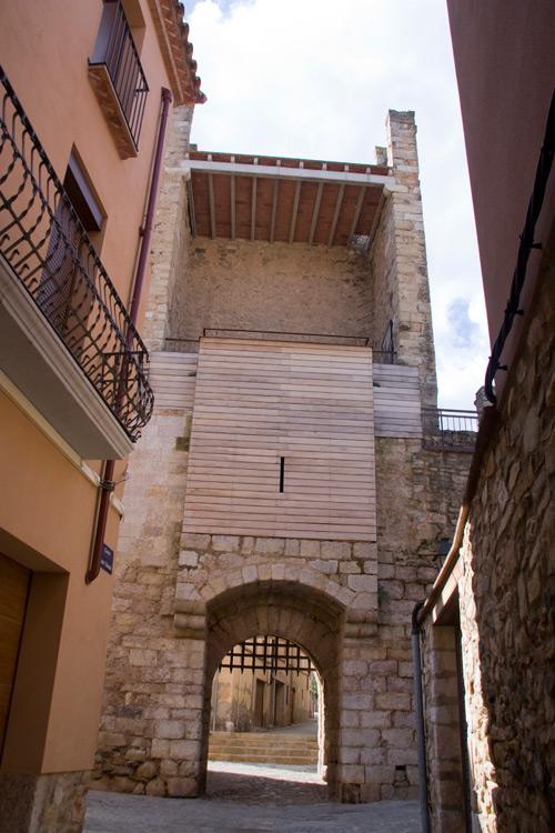 Conjunt monumental de montblanc turisme for Portal del interior