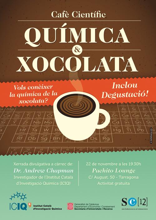 Cafè Científic: Química i Xocolata