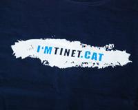 Camisetes I'm TINET.cat