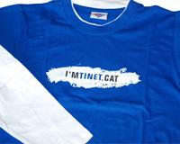 Dessuadora I'm TINET.cat