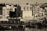 El pòsit de pescadors i l'antiga llotja de peix