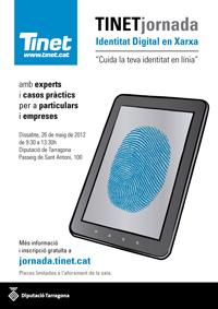 Cartell TINETjornada 2012