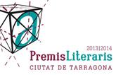 Premis Literaris Ciutat de Tarragona 2013-2014