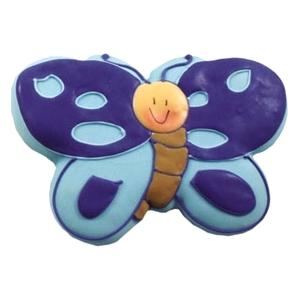 La papallona blava
