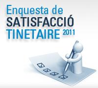 Enquesta de Satisfacció Tinetaire 2011