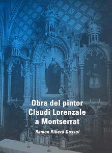 Obra del pintor Claudi Lorenzale a Montserrat