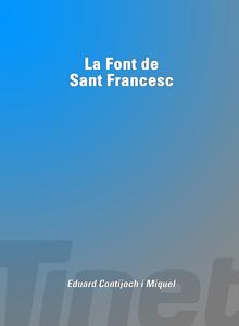 La Font de Sant Francesc