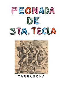 Peonada de Santa Tecla. Els seus orígens