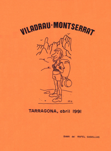 Viladrau-Montserrat (abril de 1991)