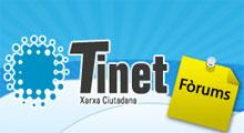 Els fòrums de TINET ja estan marxa i oberts a la participació ciutadana