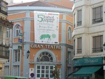 El Gran Teatro de Cáceres va ser l'escenari de lliurament dels premis