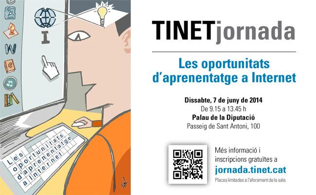 Inscriu-te ja a la TINETjornada 2014
