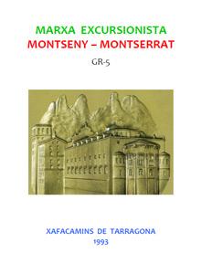 Marxa excursionista Montseny-Montserrat GR5 (1993)