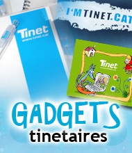 Nous gadgets tinetaires