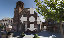 Pla�a Major de Prades