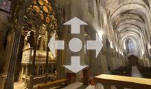Monestir de Santes Creus - Església