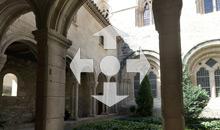 Monestir de Poblet - Claustre de Sant Esteve