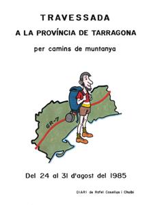 Travessada a la província de Tarragona per camins de muntanya (1985)