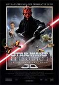 Star wars Episodi I - 3D