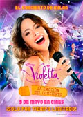 Violeta: la emoción concierto