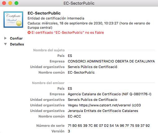 Obre el certificat EC-SectorPúblic