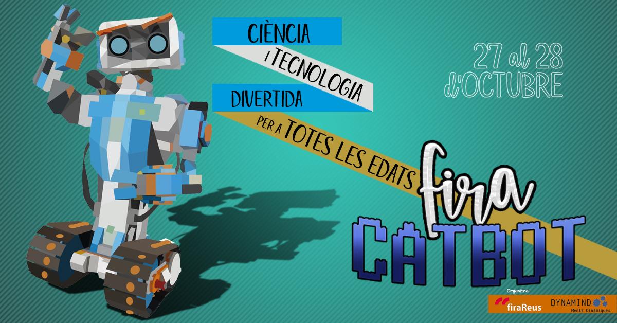 Cartell de la fira CATBOT