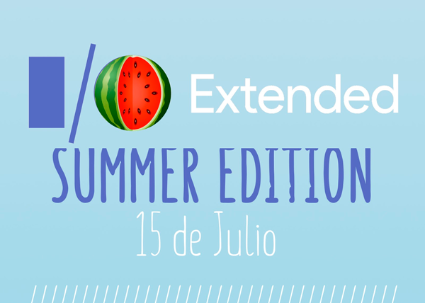 I / O Extended Summer Edition