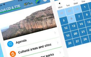Nova app mòbil del Patronat de Tursime de la Diputació
