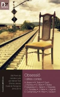 Portada del llibre 'Obsessió i altres contes'