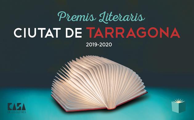 Premis Literaris Ciutat de Tarragona 2019-2020