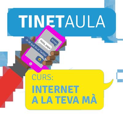 TINETaula: Internet a la teva mà