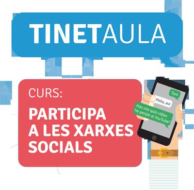 TINETaula: Participa a les xarxes socials